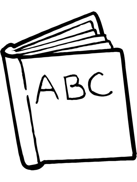 book coloring pages book coloring pages to and print for free