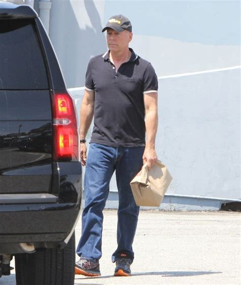 Is Bruce Willis Going Out With by Bruce Willis Photos Photos Bruce Willis Heads Out And