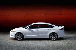 Ford Fusion Titanium 2015 2015 Ford Fusion Reviews And Rating Motor Trend