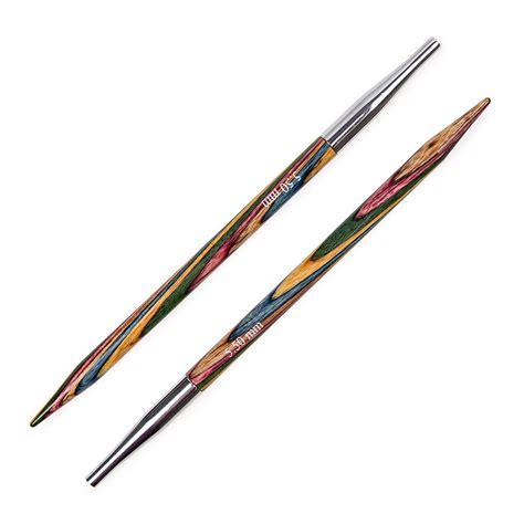 best knitting needles knitpro symfonie interchangeable knitting tips 1 pair