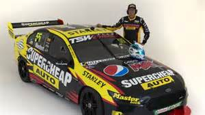 Supercheap Autos Car Covers Chaz Mostert S 2016 Supercheap Auto V8 Supercars Livery