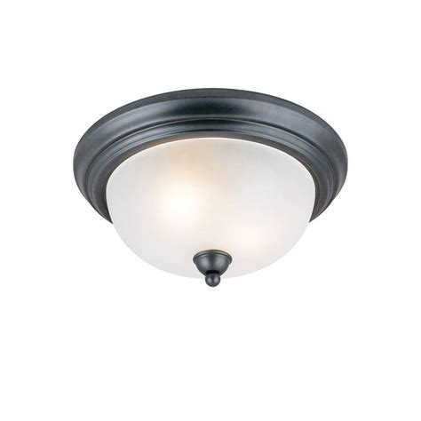 2 Light Flush Mount Ceiling Fixture by Westinghouse 2 Light Ceiling Fixture Iron Granite Interior