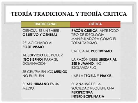 1 critica de la la teoria critica