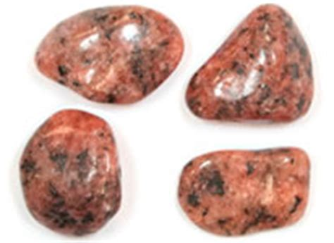 2677 Bull Eye Polished Tumbled South Africa polished identification pictures of tumbled rocks