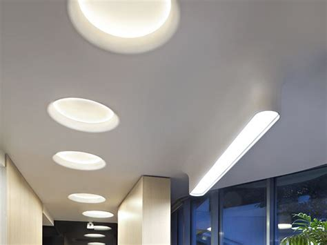 built in l ceiling l uso 900 cove lighting by flos