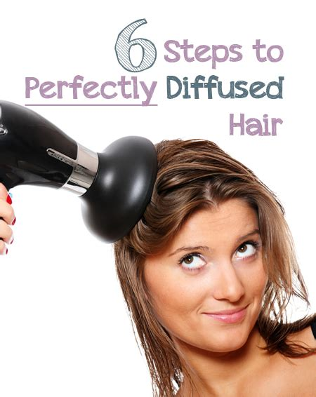 Make Your Own Hair Dryer Diffuser 6 steps to perfectly diffused hair brick glitter