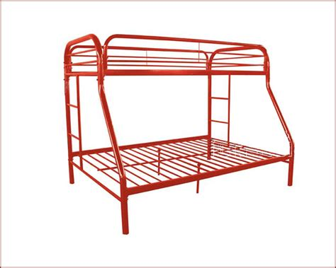 acme bunk beds acme furniture twin over full bunk bed ac02053