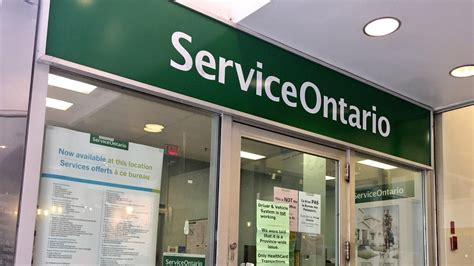 service ontario ontario seeking regulation change to allow health card renewal 680 news