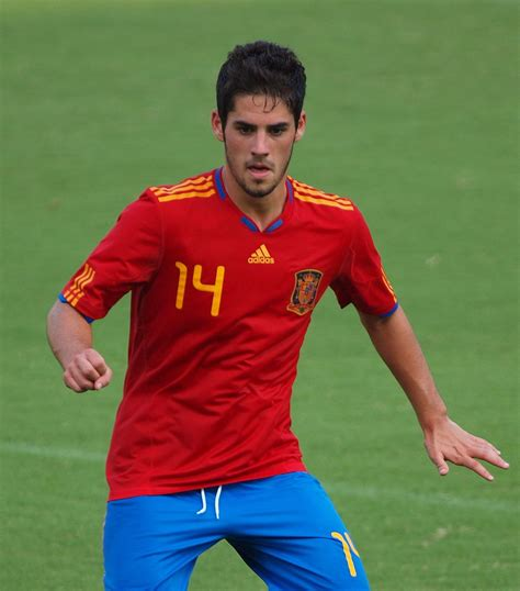 Kaos Ordinal National Football Spain 02 isco wikidata