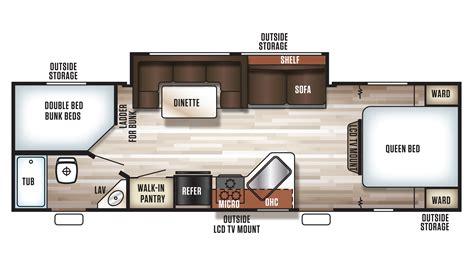 rv floor plans with bunk beds 100 rv floor plans with bunk beds rv with bunk beds
