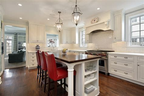 Kitchen Island Counter Stools by Best And Cool Custom Kitchen Islands Ideas For Your Home