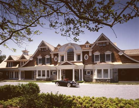 Floor Plans For Sale Pete Dawkin S Waterfront Mansion In Rumson Homes Of The Rich