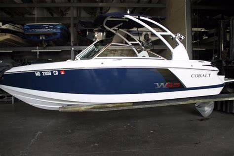 cobalt boats maryland used bowrider cobalt boats for sale in maryland united