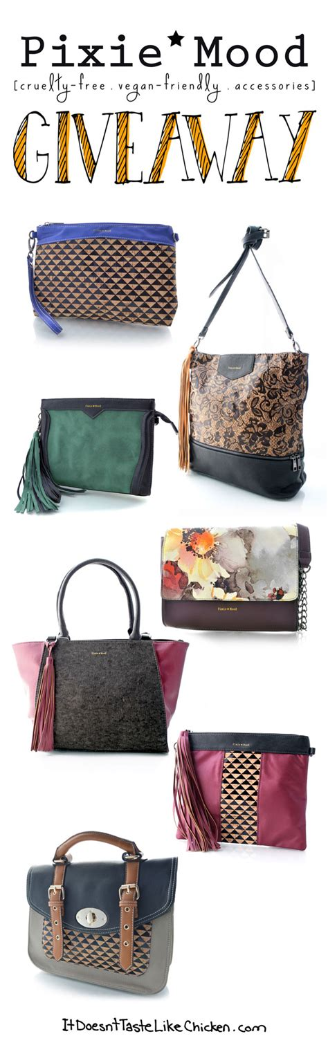 Free Purse Giveaway - the greatest pixie mood purse giveaway and discount code