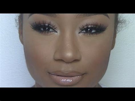 tutorial eyeshadow mac 166 best makeup tutorials dark skin images on pinterest