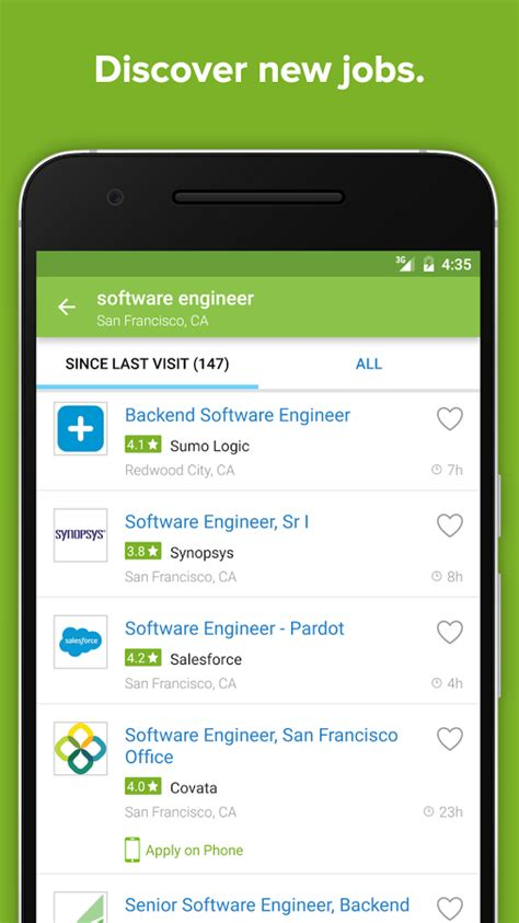 Glass Door App by Search Salaries Reviews Android Apps On Play