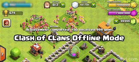 how to play clash of clans with pictures wikihow play clash of clans offline clash of clans land