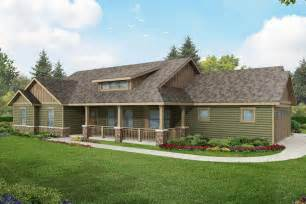 Ranch style house plan 3 beds 2 5 baths 2305 sq ft plan 124 948