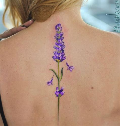 lavender flower tattoo designs best 25 lavender ideas on delicate