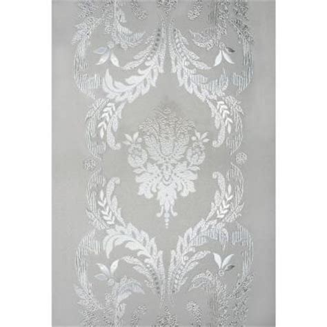 decorative window film home depot artscape 12 in x 83 in chateau sidelight decorative