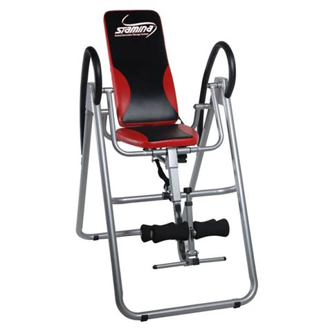 conquer 6 in 1 inversion table power tower home gym stamina seated therapy chair and inversion table free