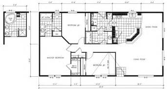 Small Mobile Homes Floor Plans Simple Small House Floor Plans Manufactured Home Floor