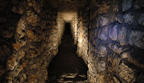 are the paris catacombs haunted