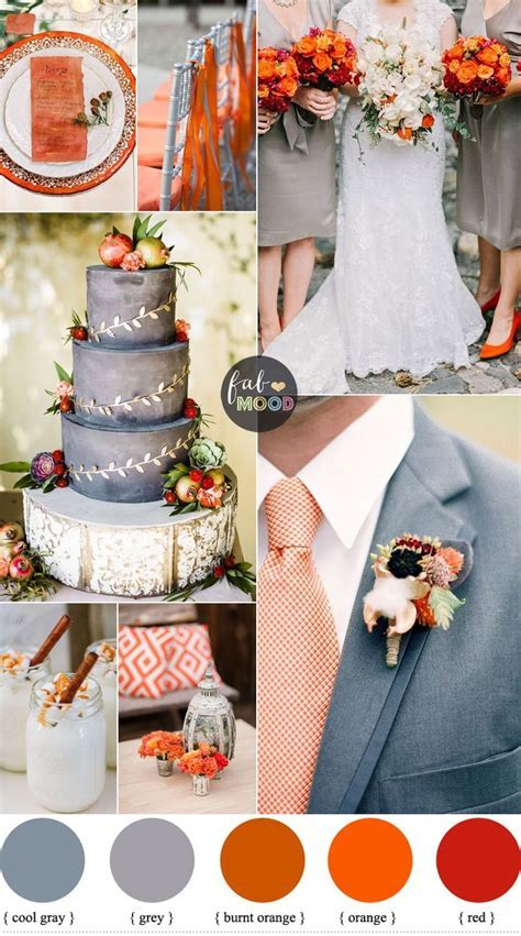 25  best ideas about November wedding colors on Pinterest