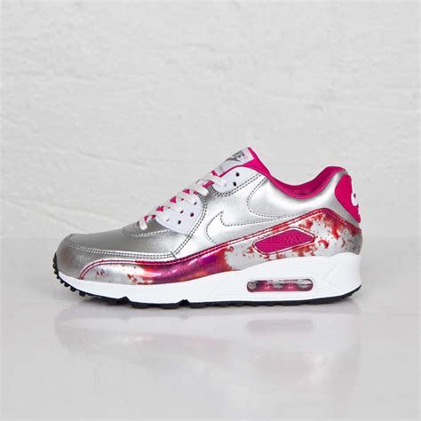 Nike Airmax 907 Black nike air max 90 premium qs air brush s metallic