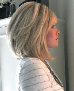 hairstyles for 60 with square n thick hair chic medium hairstyles hair medium and of