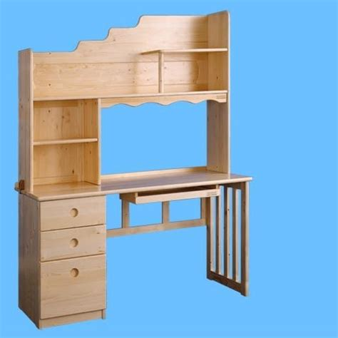 buy children computer desk study table with bookshelf