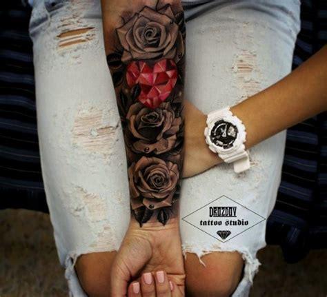 wrist sleeve tattoos best 25 arm tattoos ideas on arm
