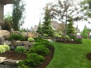 evergreen landscaping 17 best ideas about evergreen landscape on