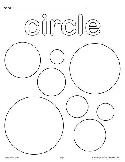 best 25 circle shape ideas on pinterest circle crafts