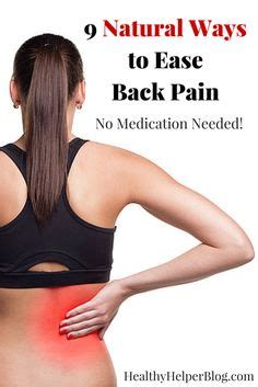 8 steps to a pain free back natural posture solutions for pain low back pain back pain and low back on pinterest