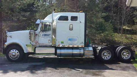international ix  sleeper semi trucks