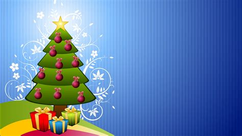 christmas tree backgrounds wallpapers9