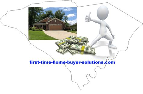 south carolina time home buyer grants