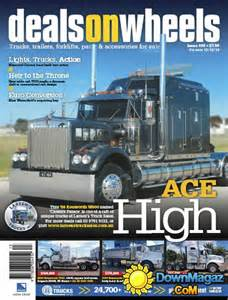 Truck Deals On Wheels Australia Deals On Wheels Au Issue 409 2016 187 Pdf