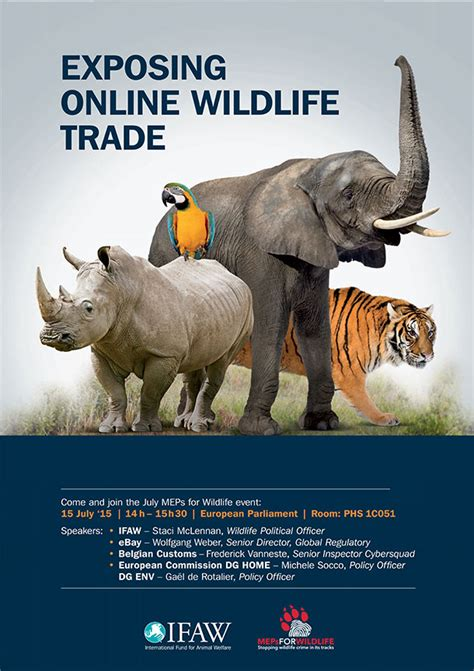 wildlife cybercrime centre stage at cites africa science
