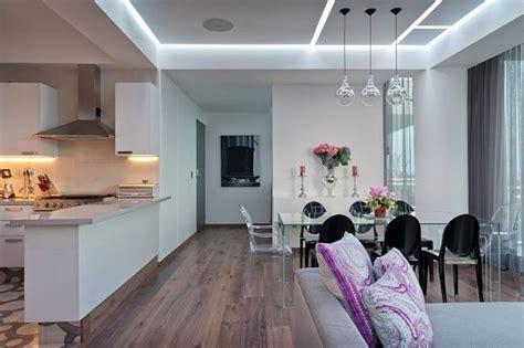 plantas de interior  casas modernas