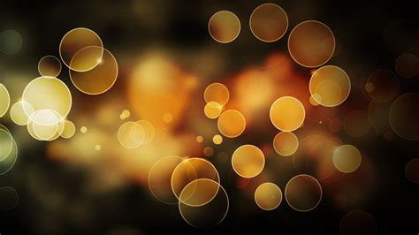 Sparkling Lights by Color Abstract Wallpaper Brown Hairs