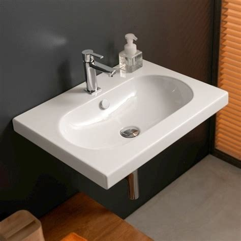 built in bathroom sink beautiful rectangular ceramic built in vessel or wall