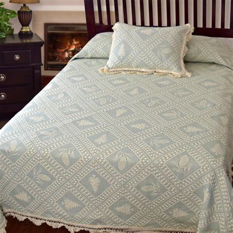 bates bedspreads and coverlets evergreen bedspread bates mill store