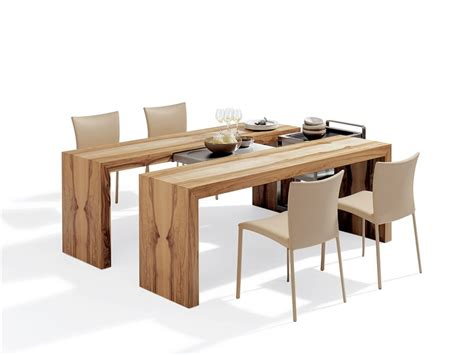 modular dining room furniture expandable dining tables the secret to guests