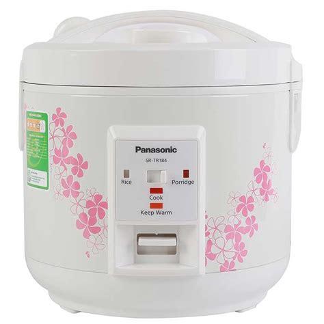 Rice Cooker Panasonic Sr Teg18 panasonic sr tr184 rice cooker 220 volts 50 hz