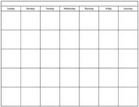 print blank calendar template free calendar 2017
