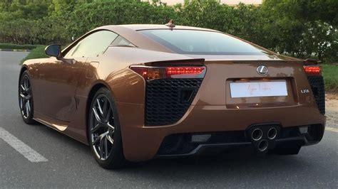 lexus brown lexus lc 500 racecar rendered might just happen