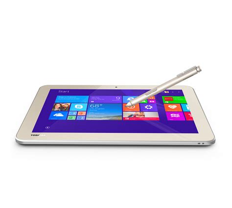 tablets with toshiba focuses on wacom pen with encore 2 write tablets