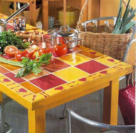 mesa de azulejos mesa reciclada con azulejos decoraci 243 n de interiores